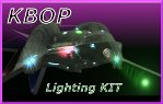 KBOP Lighting kit.