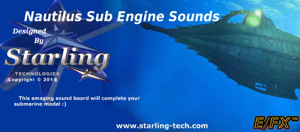 Nautilus engine Sound.