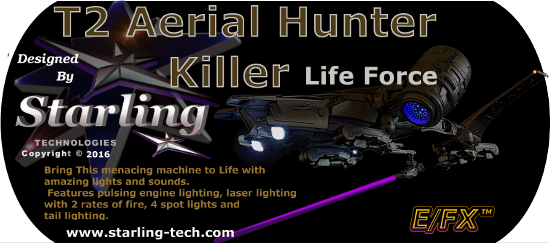 T2 Aerial Hunter Killer.